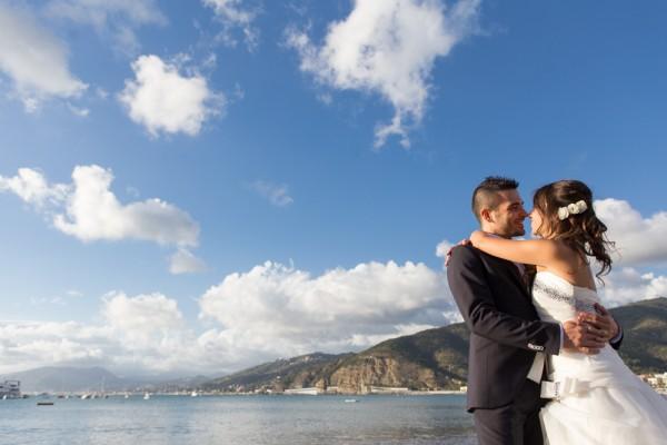 Matrimonio alle Cinque Terre, Liguria