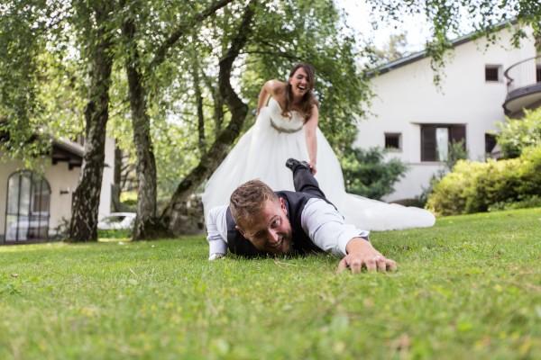 Un matrimonio divertente