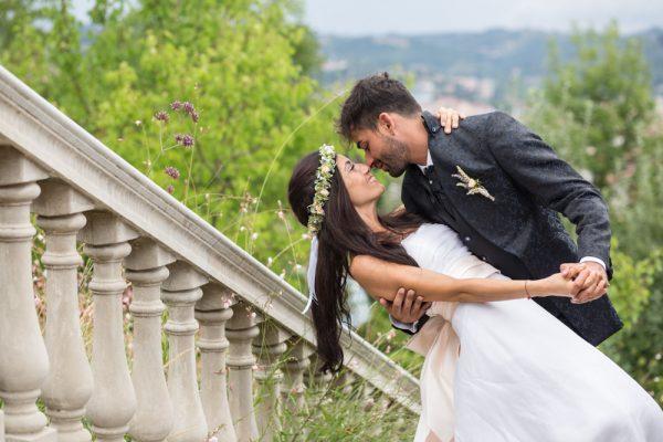 Matrimonio ad Aqui Terme