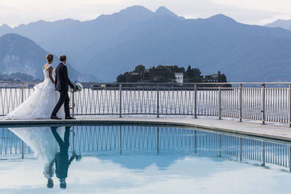 Fotografo di Matrimonio a Stresa Lago Maggiore