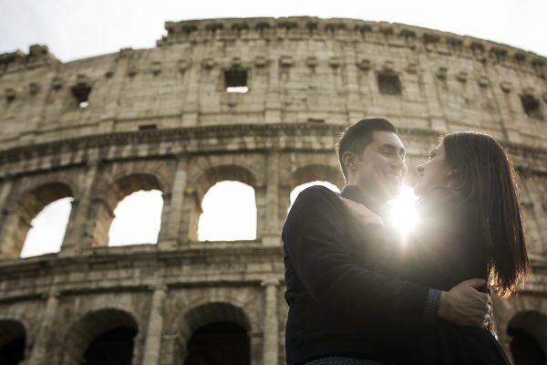 Prematrimoniale a Roma