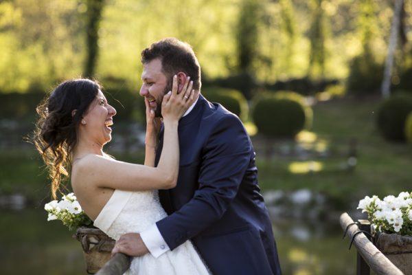 Matrimonio al Laghetto della Gelata